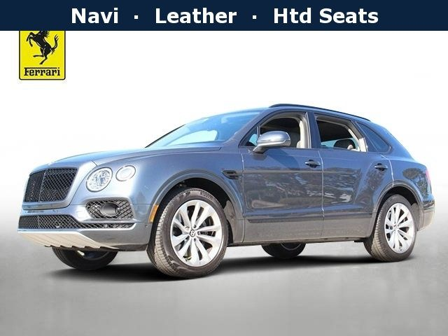 2019 Bentley Bentayga V8 - 19723474 - 0