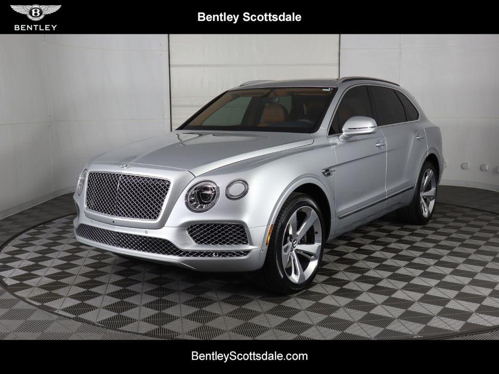 2019 Used Bentley Bentayga V8 Awd At Scottsdale Aston Martin Serving Phoenix Tucson Las Vegas Az Iid 20469527