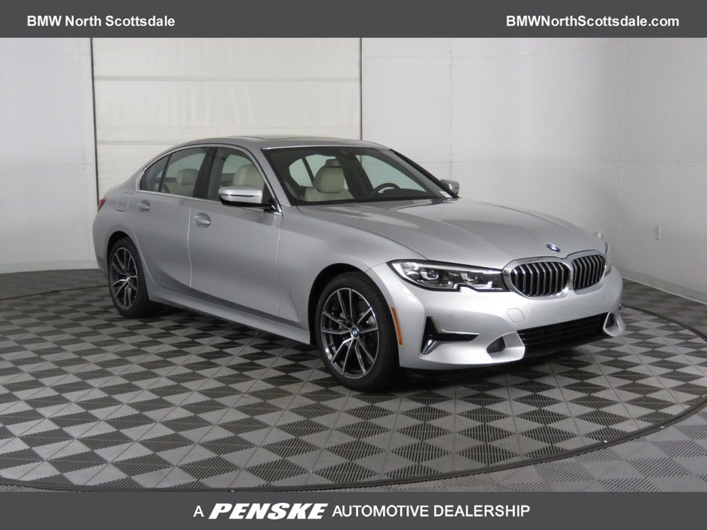 2019 Used Bmw 3 Series 330i At Bmw North Scottsdale Serving