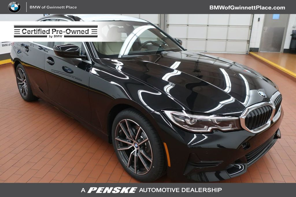 2019 Used Bmw 3 Series 330i At Penske Automotive Atlanta Ga Iid 18706189