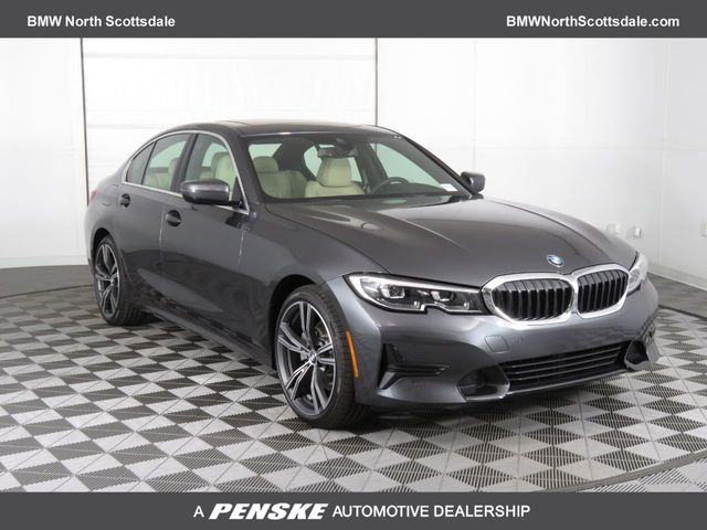 BMW North America >> 2019 Used Bmw 3 Series 330i North America At Penske