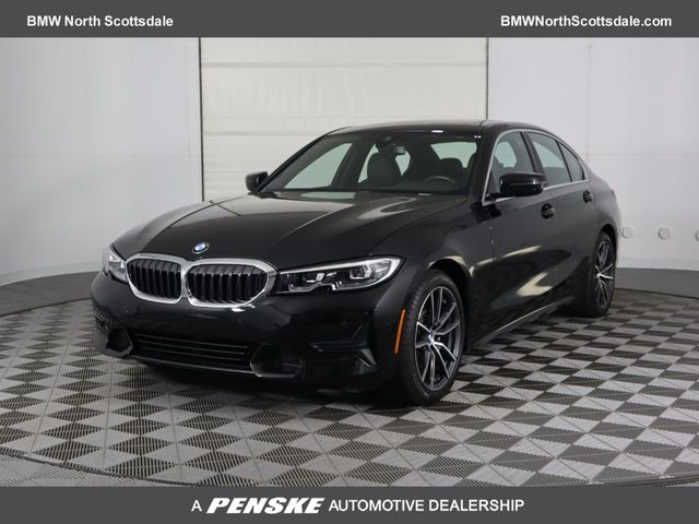 2019 BMW 3 Series COURTESY VEHICLE