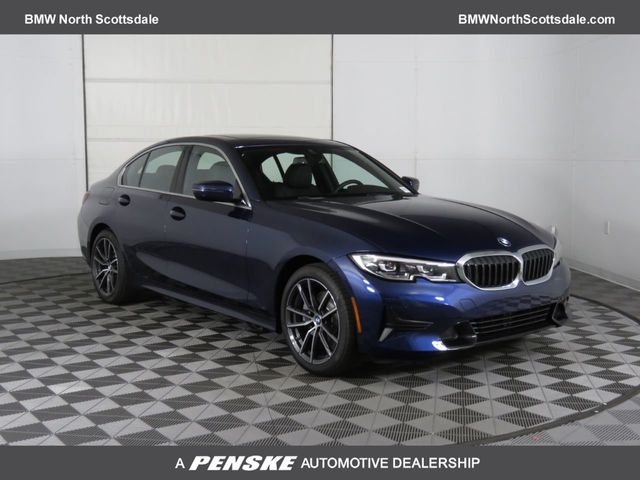 2019 BMW 3 Series COURTESY VEHICLE