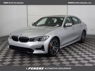 2019 BMW 3 Series COURTESY VEHICLE Sedan