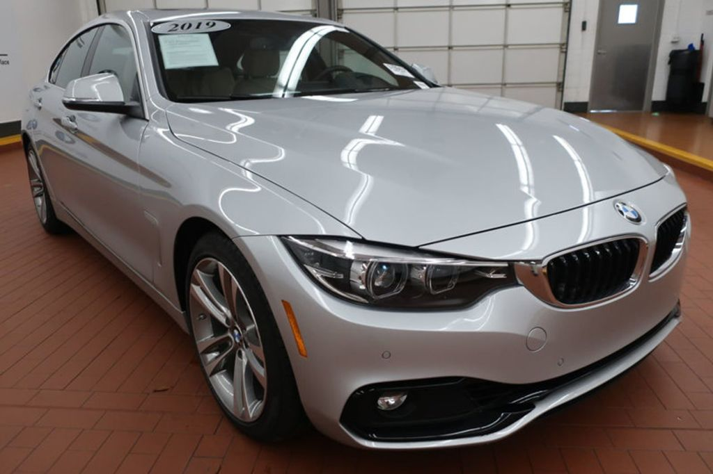 2019 BMW 4 Series 430i Gran Coupe - 18153305 - 8