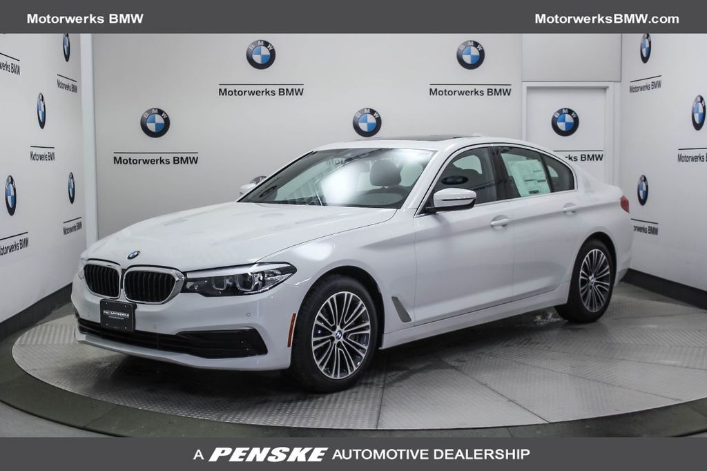 2019 BMW 5 Series 530i xDrive - 18857850 - 0