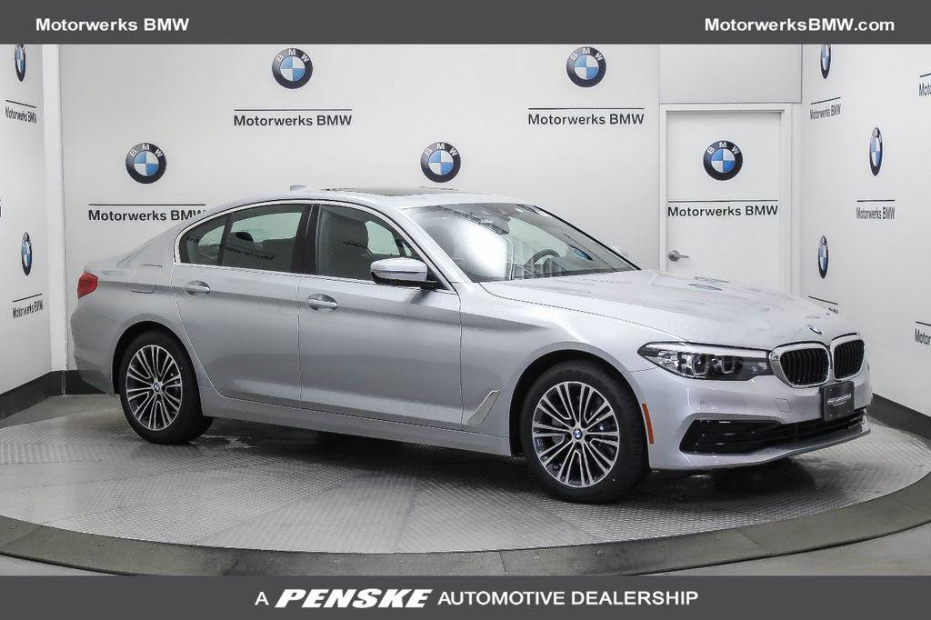 2019 Used BMW 5 Series 530i xDrive Sedan for Sale in Minneapolis, MN
