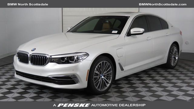 2019 BMW 5 Series COURTESY VEHICLE  - 18446546 - 0