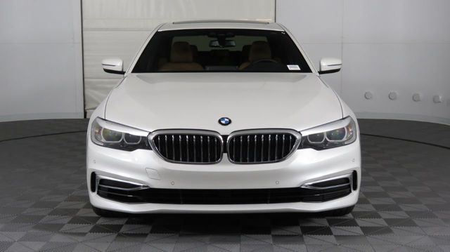2019 BMW 5 Series COURTESY VEHICLE  - 18446546 - 1