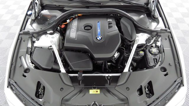 2019 BMW 5 Series COURTESY VEHICLE  - 18446546 - 29