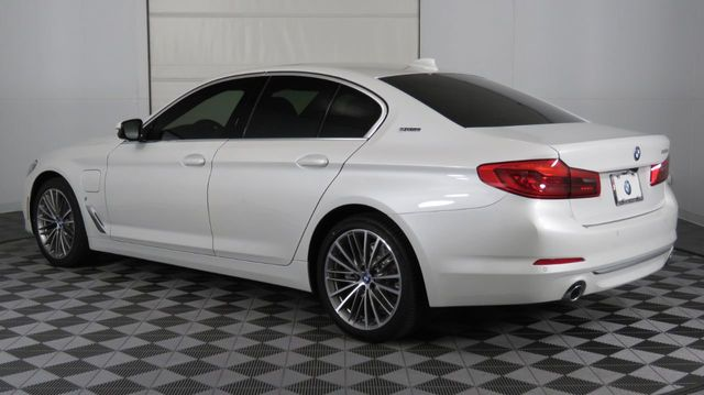 2019 BMW 5 Series COURTESY VEHICLE  - 18446546 - 6