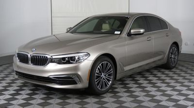 2019 BMW 5 Series COURTESY VEHICLE  - Click to see full-size photo viewer