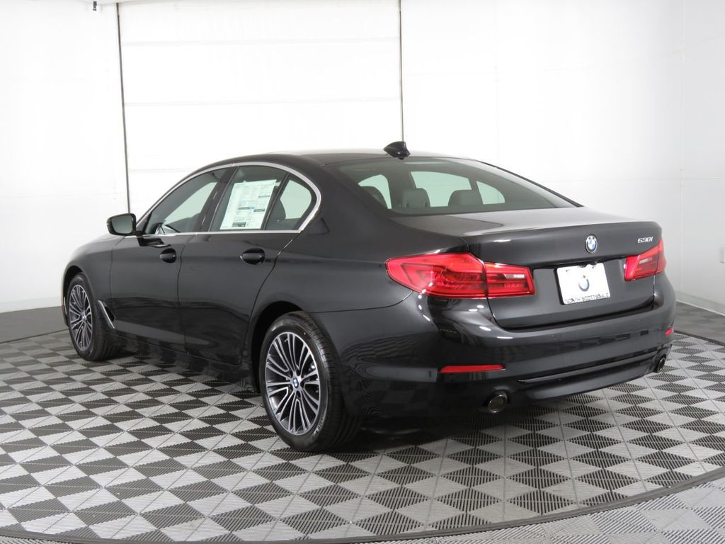 2019 Used BMW 5 Series COURTESY VEHICLE At BMW North