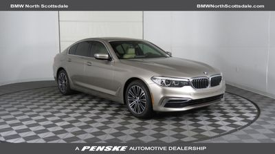 2019 BMW 5 Series COURTESY VEHICLE Sedan
