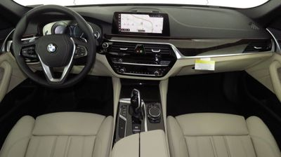 2019 BMW 5 Series COURTESY VEHICLE Sedan - Click to see full-size photo viewer
