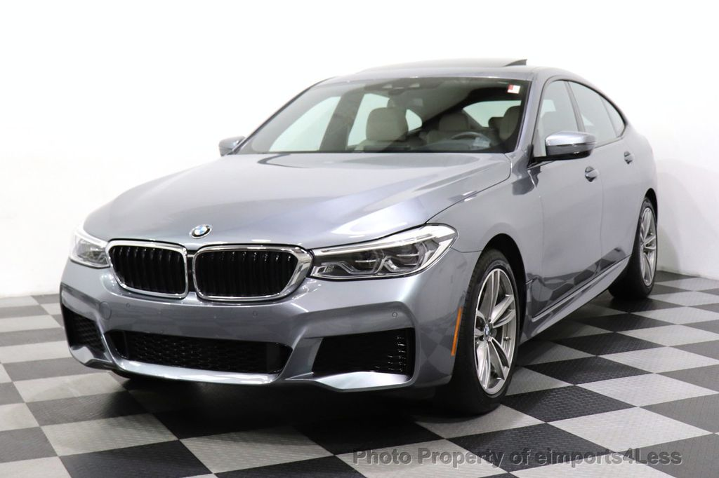 2019 BMW 6 Series CERTIFIED 640i xDrive M Sport AWD NAV CAM PANO HUD - 18587081 - 16