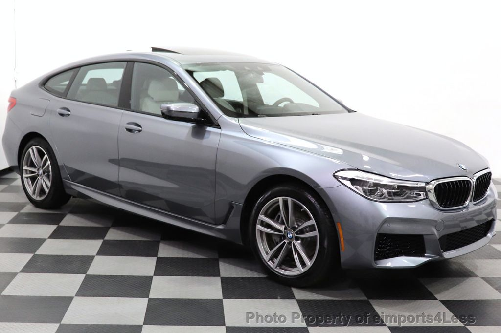 2019 BMW 6 Series CERTIFIED 640i xDrive M Sport AWD NAV CAM PANO HUD - 18587081 - 17