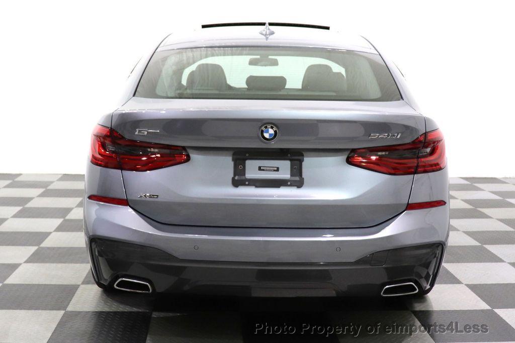 2019 BMW 6 Series CERTIFIED 640i xDrive M Sport AWD NAV CAM PANO HUD - 18587081 - 19