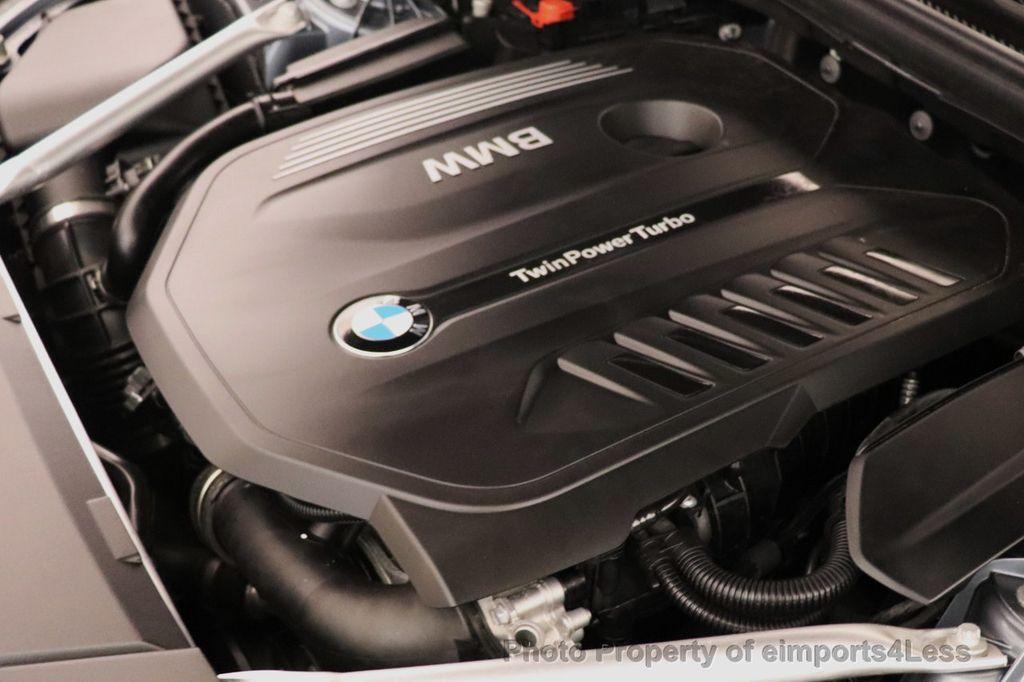 2019 BMW 6 Series CERTIFIED 640i xDrive M Sport AWD NAV CAM PANO HUD - 18587081 - 21