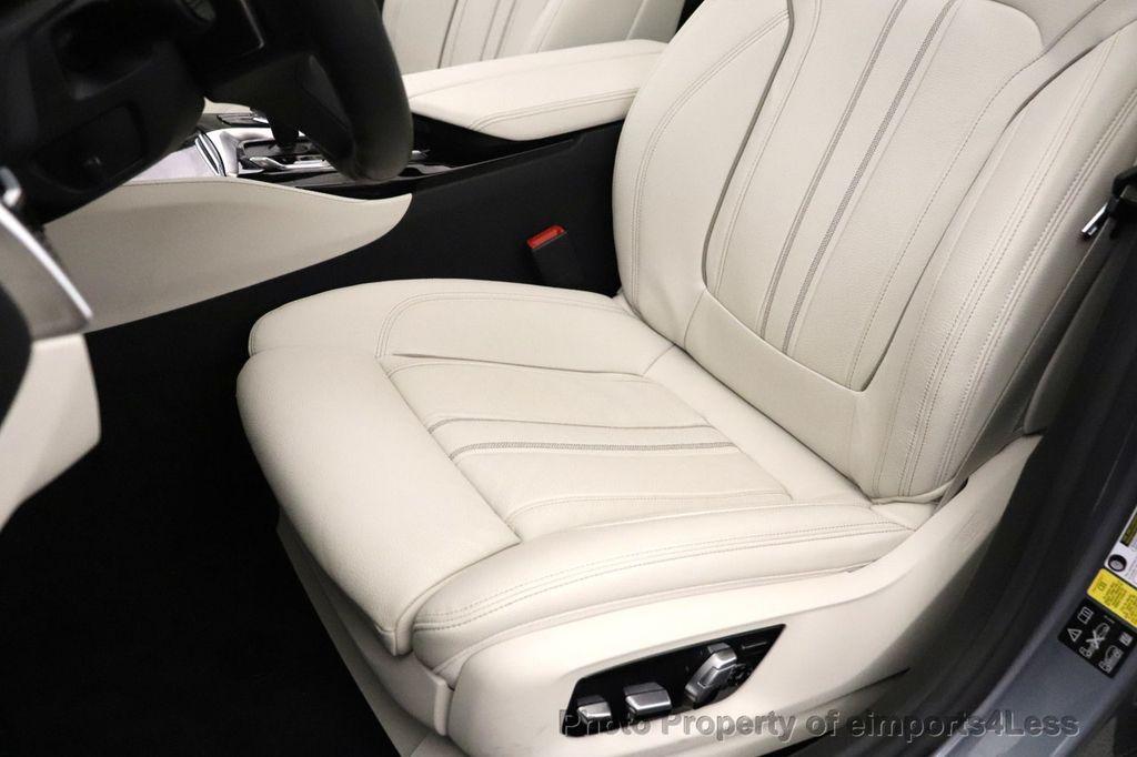 2019 BMW 6 Series CERTIFIED 640i xDrive M Sport AWD NAV CAM PANO HUD - 18587081 - 25