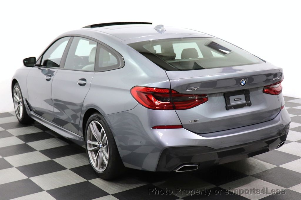 2019 BMW 6 Series CERTIFIED 640i xDrive M Sport AWD NAV CAM PANO HUD - 18587081 - 2
