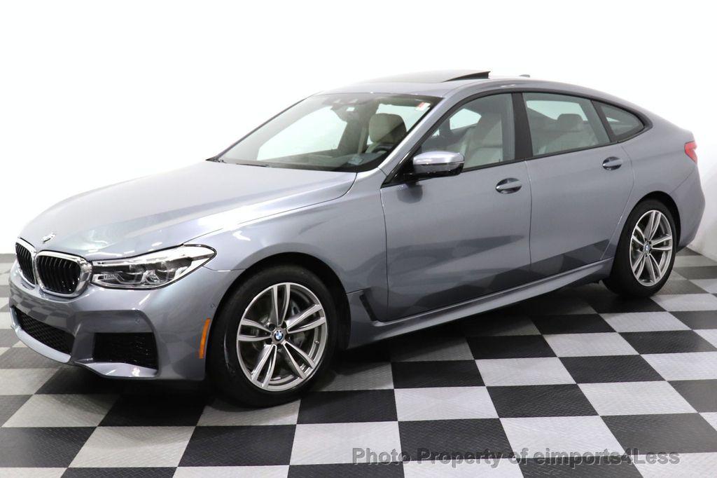 2019 BMW 6 Series CERTIFIED 640i xDrive M Sport AWD NAV CAM PANO HUD - 18587081 - 30