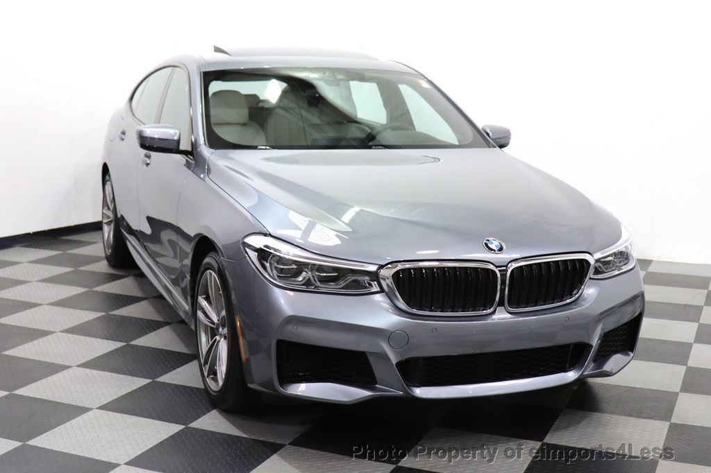 2019 BMW 6 Series CERTIFIED 640i xDrive M Sport AWD NAV CAM PANO HUD - 18587081 - 31
