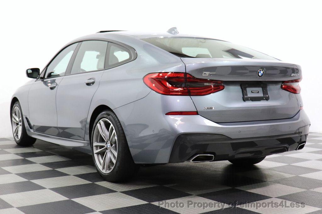 2019 BMW 6 Series CERTIFIED 640i xDrive M Sport AWD NAV CAM PANO HUD - 18587081 - 32