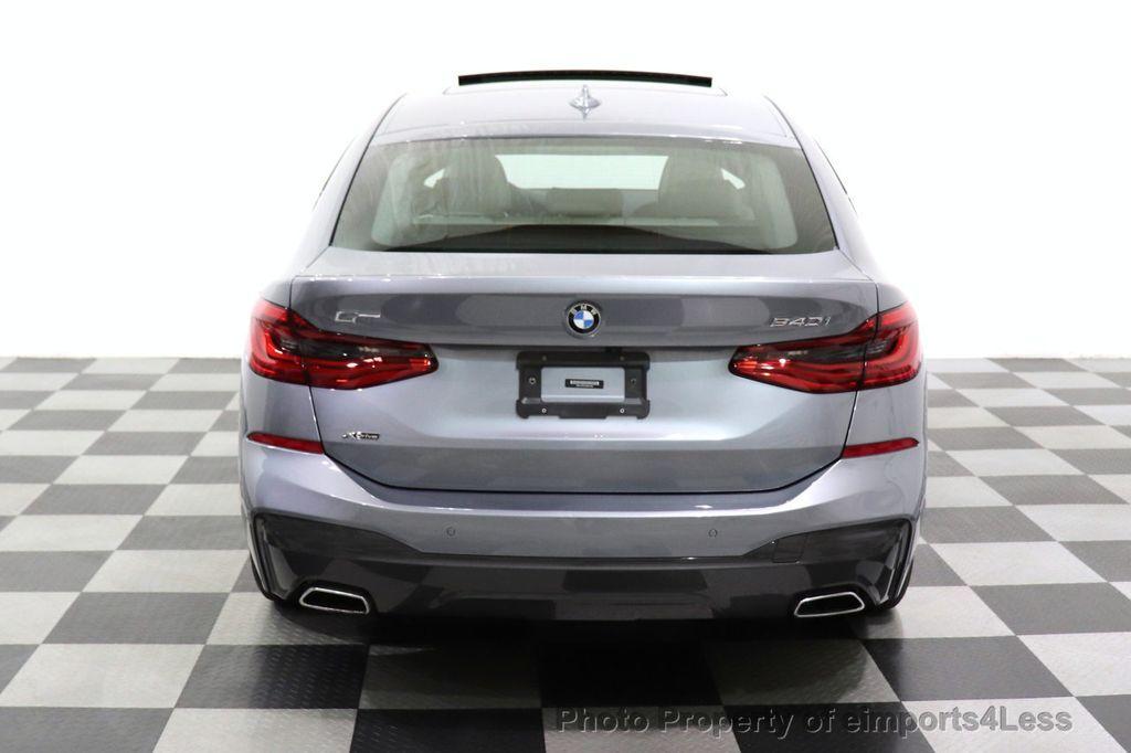 2019 BMW 6 Series CERTIFIED 640i xDrive M Sport AWD NAV CAM PANO HUD - 18587081 - 33
