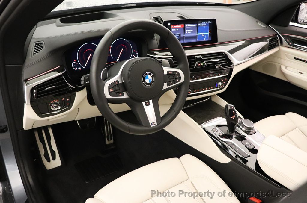 2019 BMW 6 Series CERTIFIED 640i xDrive M Sport AWD NAV CAM PANO HUD - 18587081 - 35