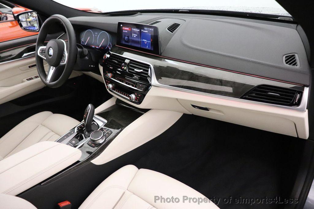 2019 BMW 6 Series CERTIFIED 640i xDrive M Sport AWD NAV CAM PANO HUD - 18587081 - 37