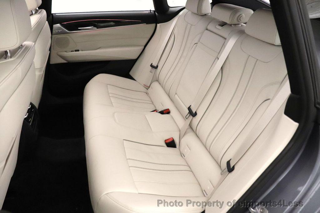 2019 BMW 6 Series CERTIFIED 640i xDrive M Sport AWD NAV CAM PANO HUD - 18587081 - 38