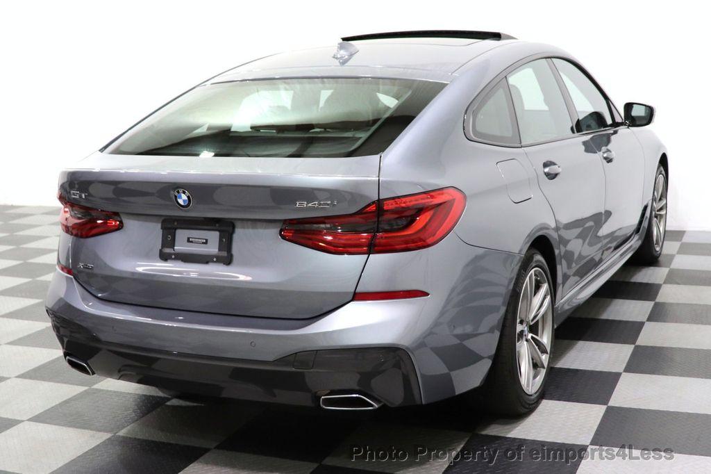 2019 BMW 6 Series CERTIFIED 640i xDrive M Sport AWD NAV CAM PANO HUD - 18587081 - 3