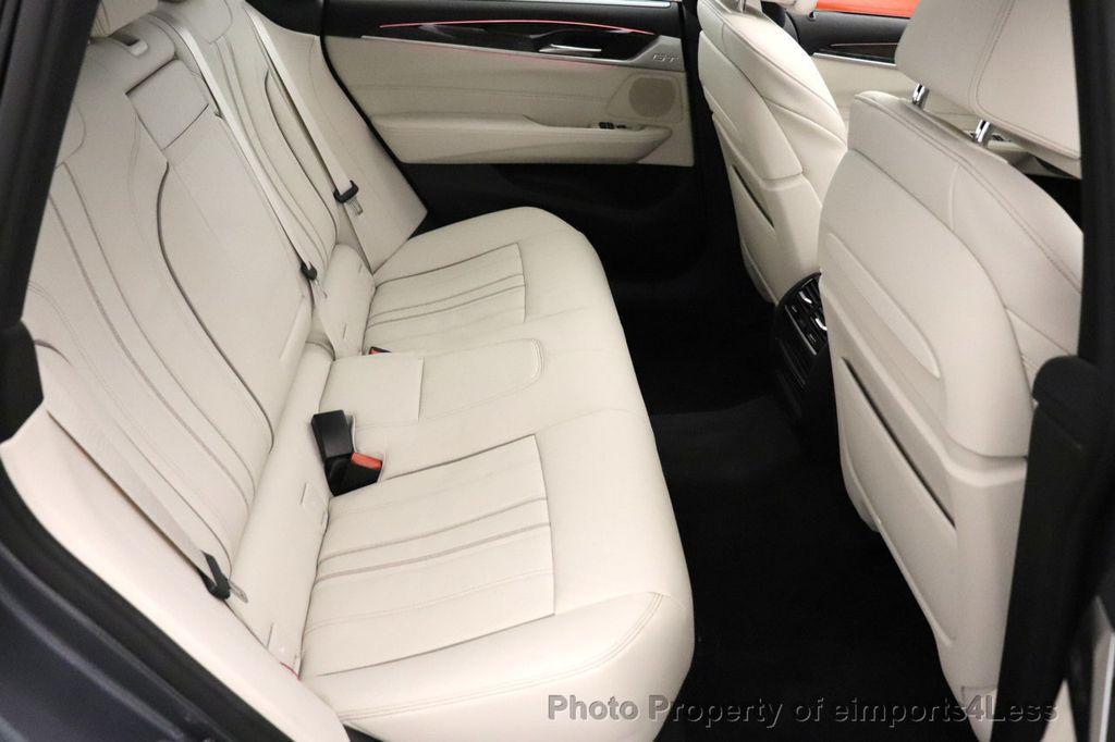 2019 BMW 6 Series CERTIFIED 640i xDrive M Sport AWD NAV CAM PANO HUD - 18587081 - 39