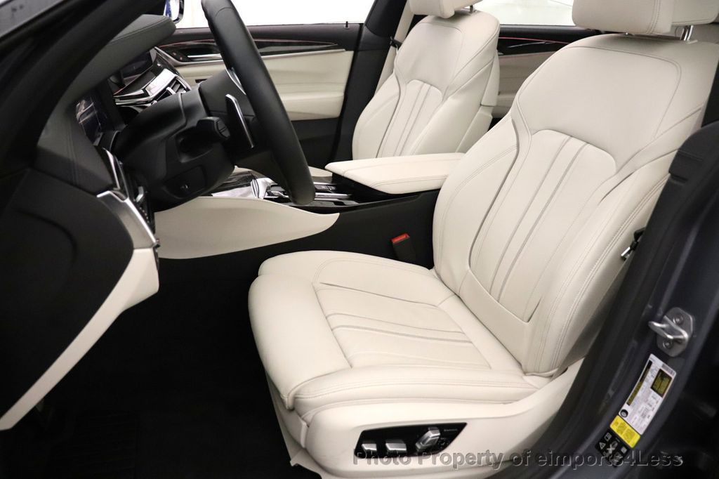 2019 BMW 6 Series CERTIFIED 640i xDrive M Sport AWD NAV CAM PANO HUD - 18587081 - 40