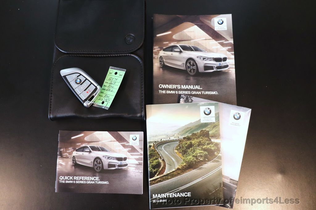 2019 BMW 6 Series CERTIFIED 640i xDrive M Sport AWD NAV CAM PANO HUD - 18587081 - 42