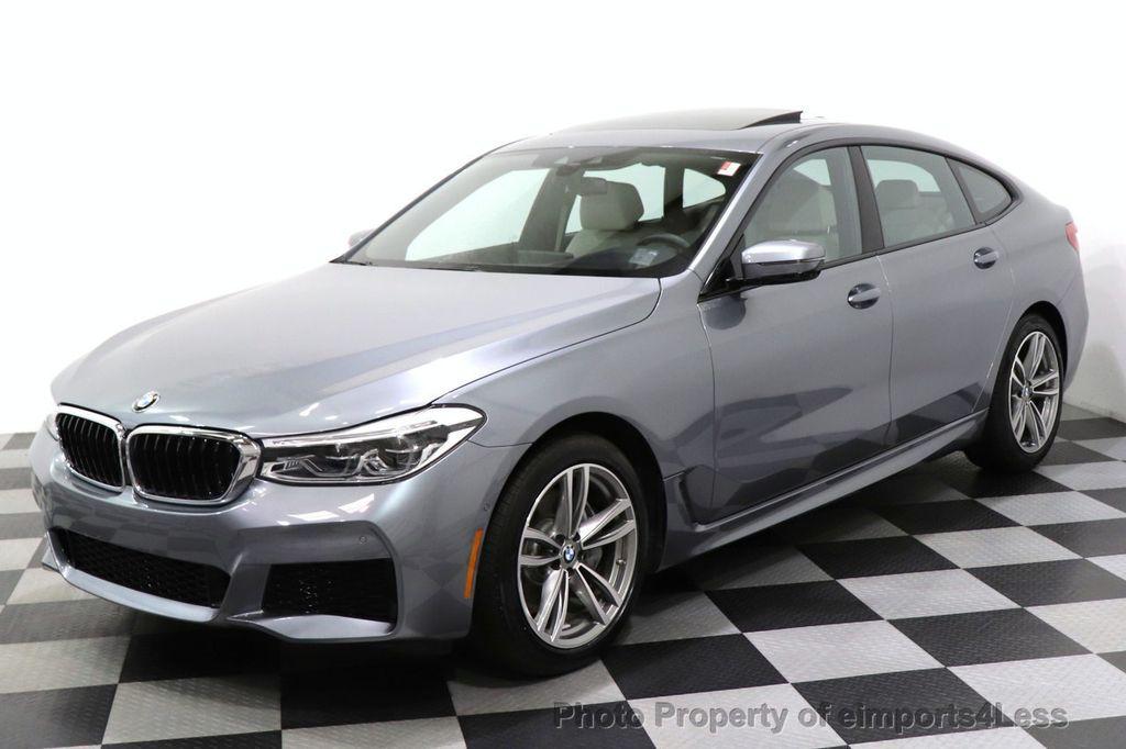 2019 BMW 6 Series CERTIFIED 640i xDrive M Sport AWD NAV CAM PANO HUD - 18587081 - 47