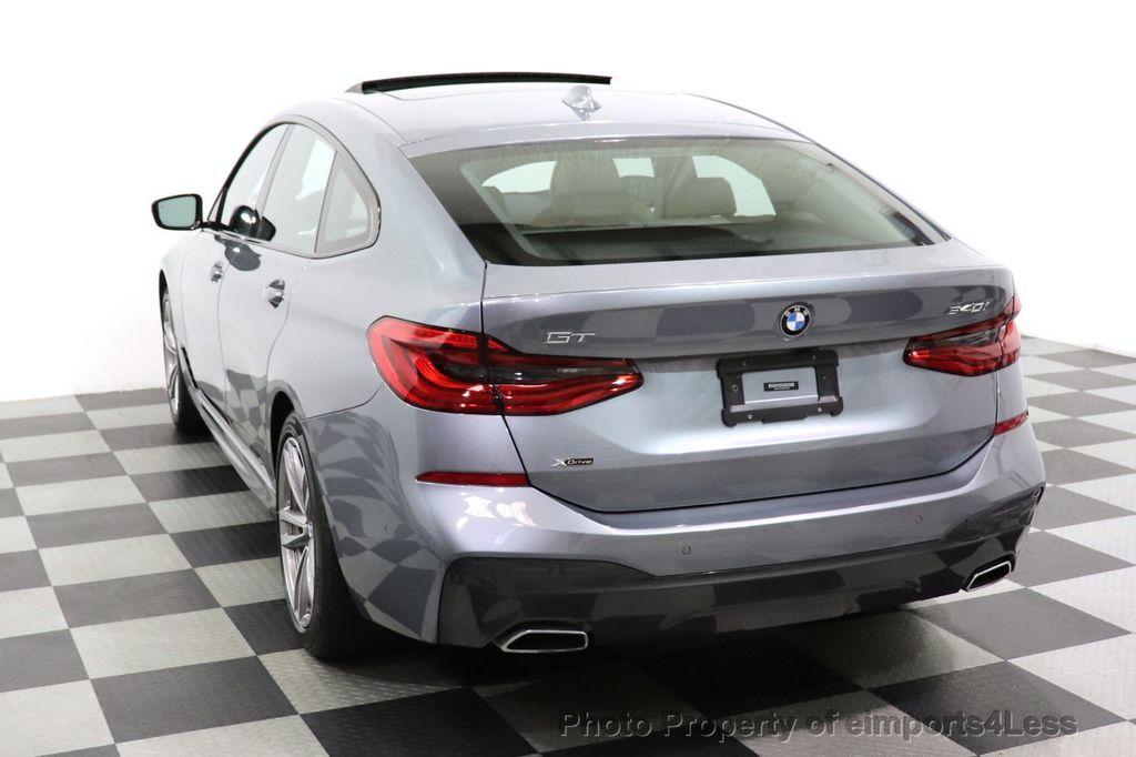 2019 BMW 6 Series CERTIFIED 640i xDrive M Sport AWD NAV CAM PANO HUD - 18587081 - 49