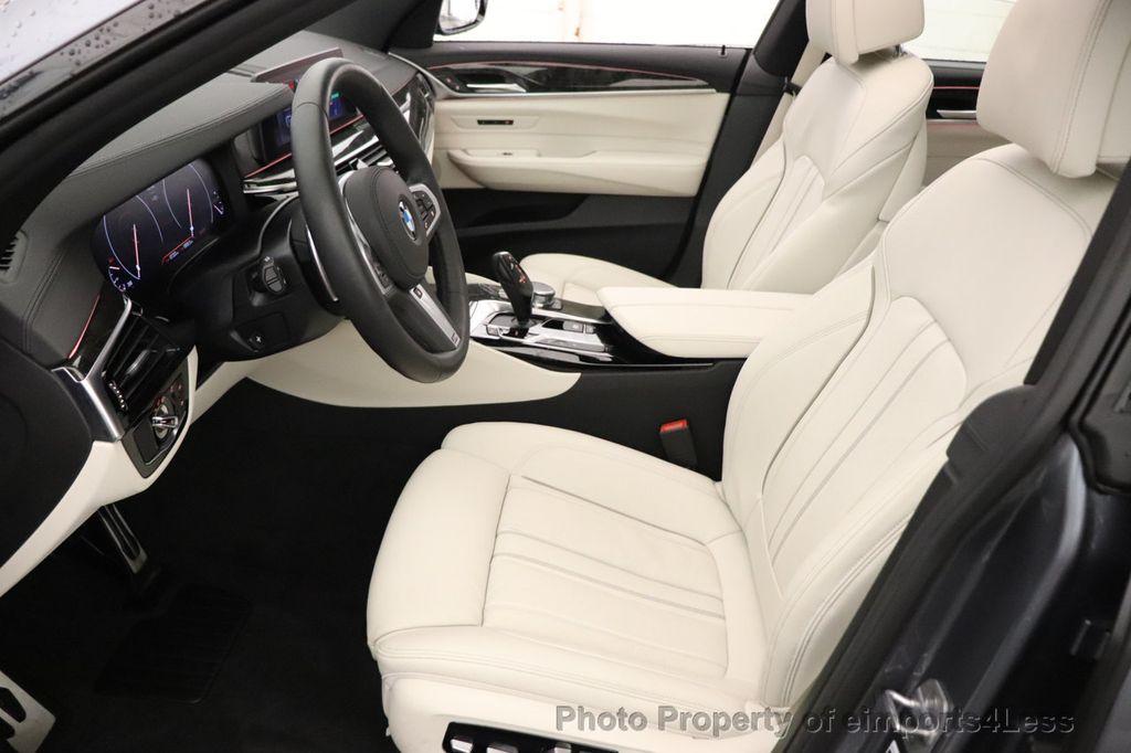 2019 BMW 6 Series CERTIFIED 640i xDrive M Sport AWD NAV CAM PANO HUD - 18587081 - 51