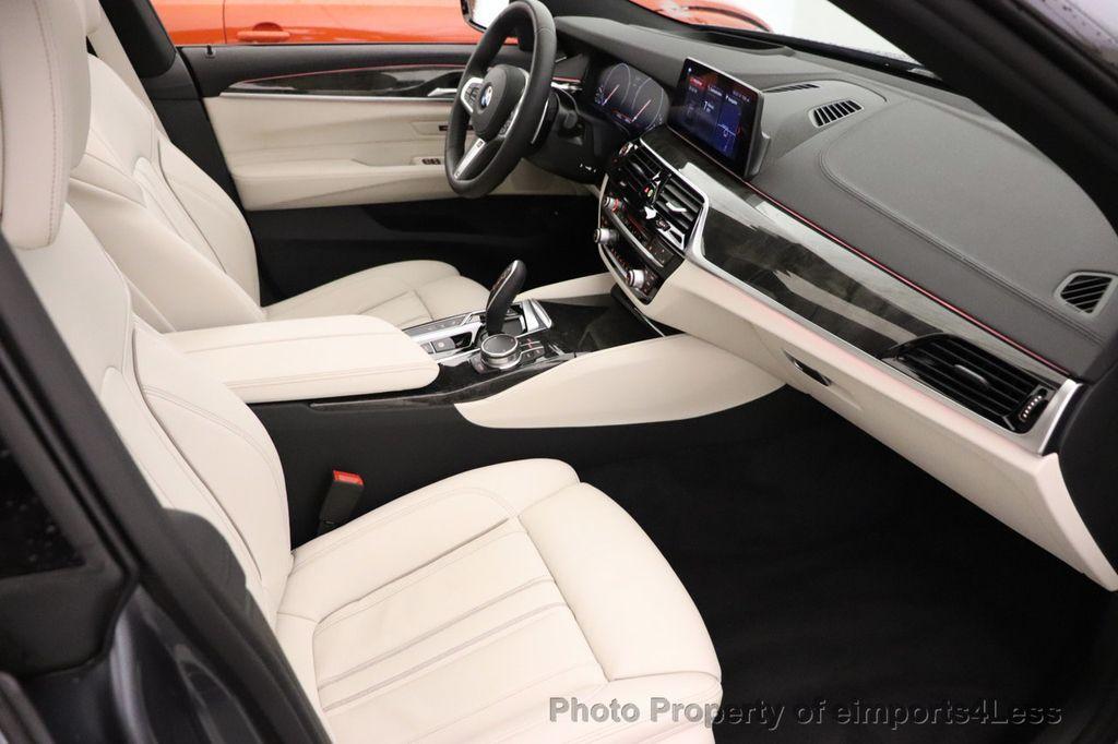 2019 BMW 6 Series CERTIFIED 640i xDrive M Sport AWD NAV CAM PANO HUD - 18587081 - 52