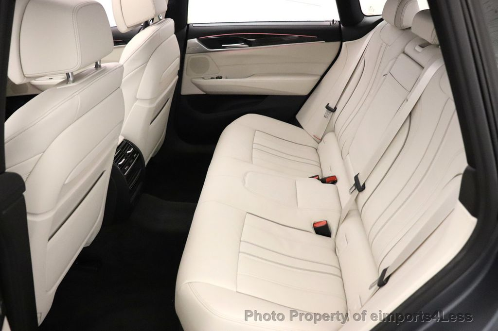 2019 BMW 6 Series CERTIFIED 640i xDrive M Sport AWD NAV CAM PANO HUD - 18587081 - 53