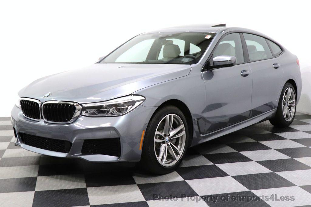 2019 BMW 6 Series CERTIFIED 640i xDrive M Sport AWD NAV CAM PANO HUD - 18587081 - 55