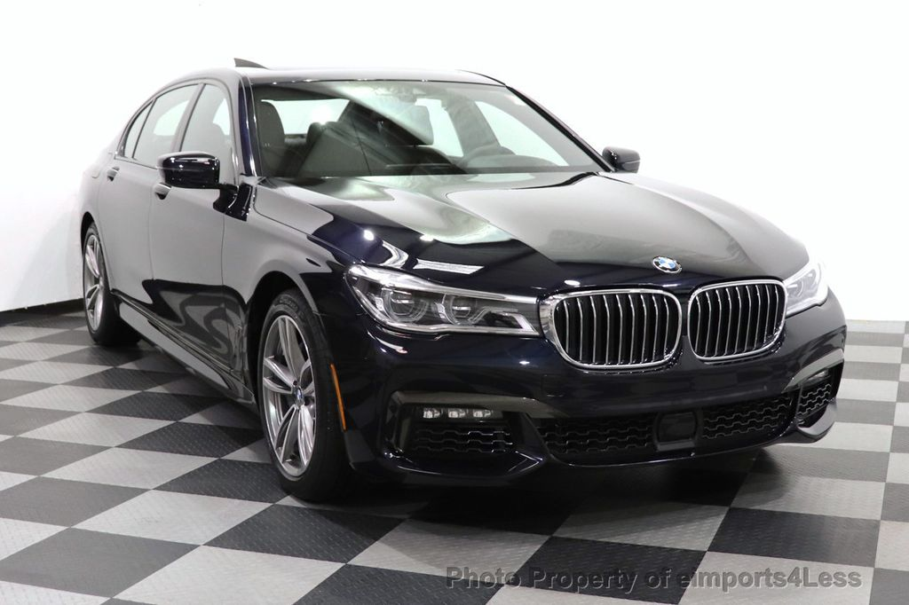 2019 BMW 7 Series CERTIFIED 750i xDrive M Sport AWD Sky Lounge Roof - 18587060 - 17