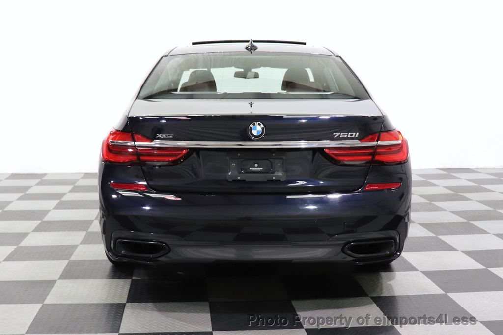 2019 BMW 7 Series CERTIFIED 750i xDrive M Sport AWD Sky Lounge Roof - 18587060 - 19