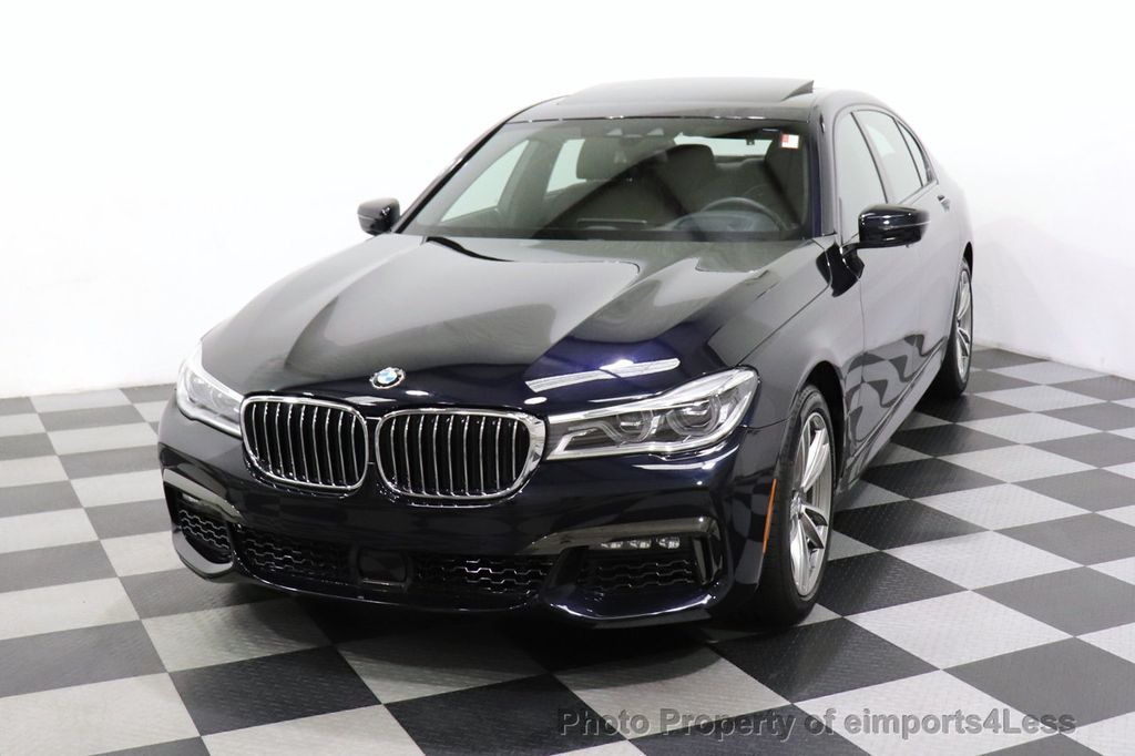 2019 BMW 7 Series CERTIFIED 750i xDrive M Sport AWD Sky Lounge Roof - 18587060 - 30
