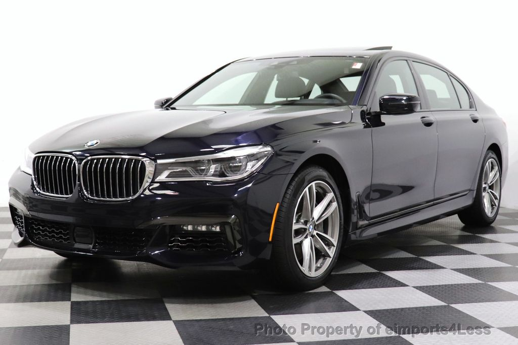 2019 BMW 7 Series CERTIFIED 750i xDrive M Sport AWD Sky Lounge Roof - 18587060 - 55