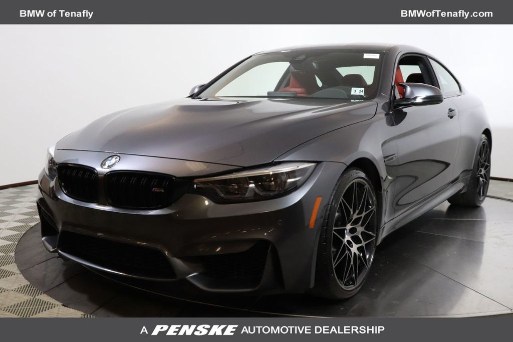 2019 Bmw M4 Coupe Coupe For Sale Tenafly Nj 60 500 Motorcar Com