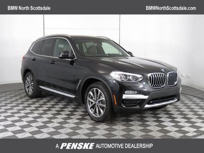 2019 BMW X3 COURTESY VEHICLE SAV - Click to see full-size photo viewer