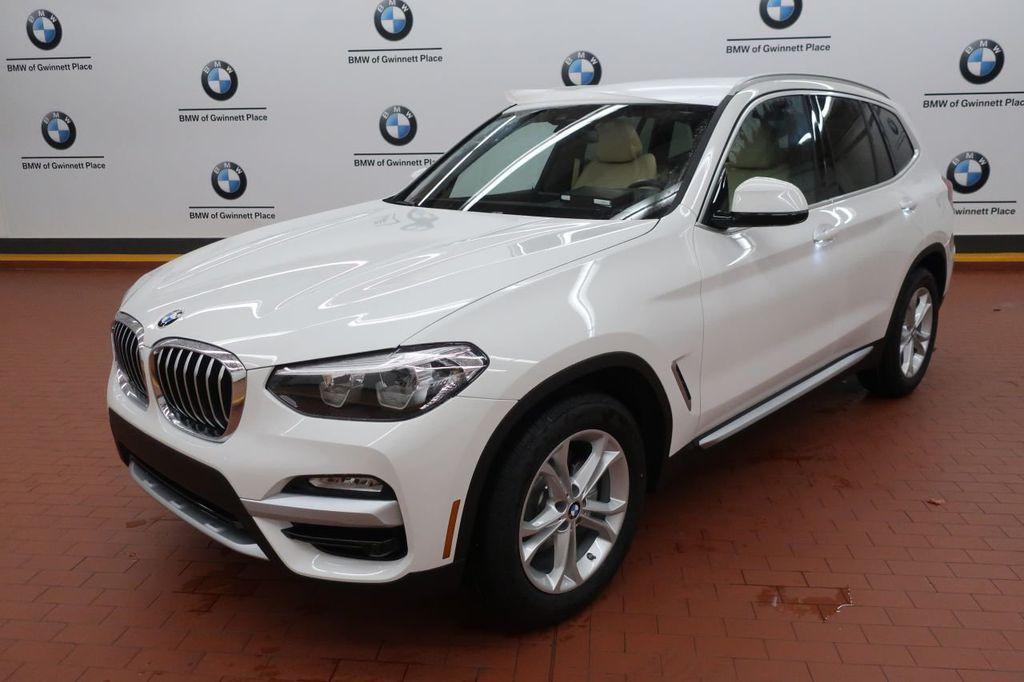 2019 BMW X3 xDrive30i Sports Activity Vehicle - 18313794 - 1