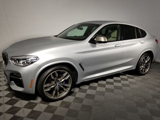2019 Used Bmw X4 M40i Sports Activity Coupe At Allied Automotive Serving Usa Nj Iid 19437952